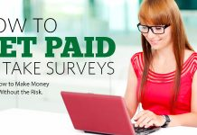 Paid Survey Websites.