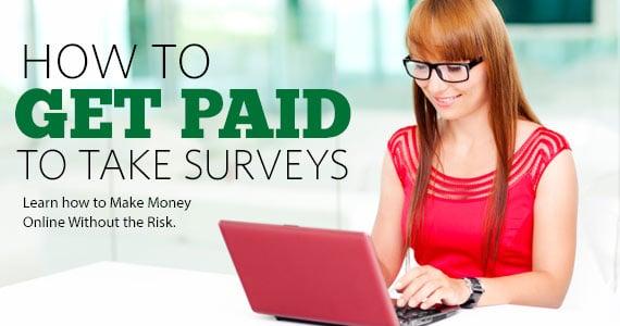 Paid Survey Websites.