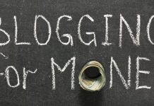 Make Money With Blogging.