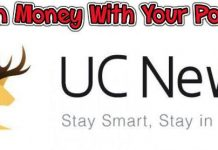UC News App Earn Money.