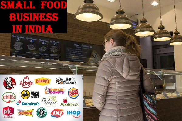 Indian Fast Food Franchises.