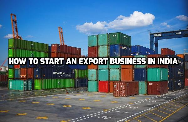 Export Business Ideas.