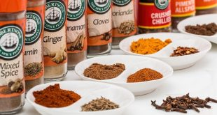 Spice Processing and Packaging Information.