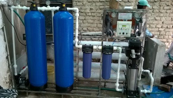 Mineral Water Plant Business.