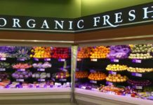 organic store license and permits.