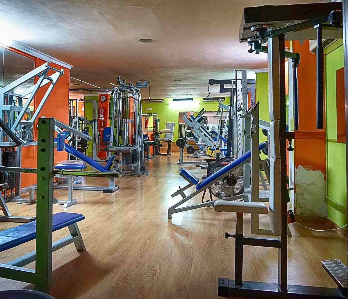 Fitness Equipement for GYM.