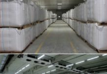 Make money from cold storage business.