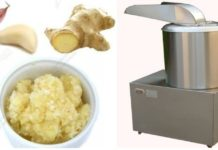 How to Make Money from Ginger Garlic Paste Making Business.