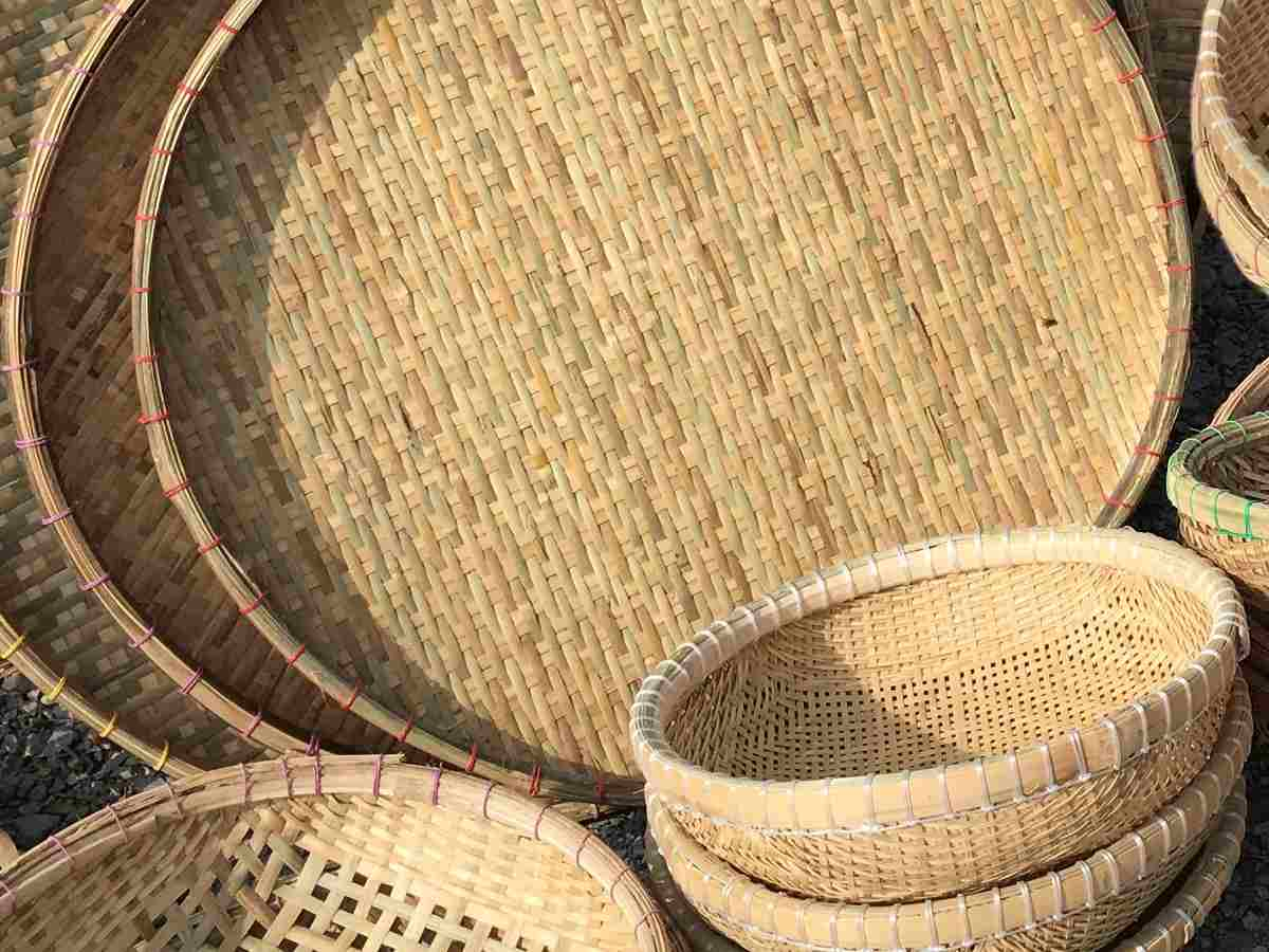Bamboo Crafts Making Business